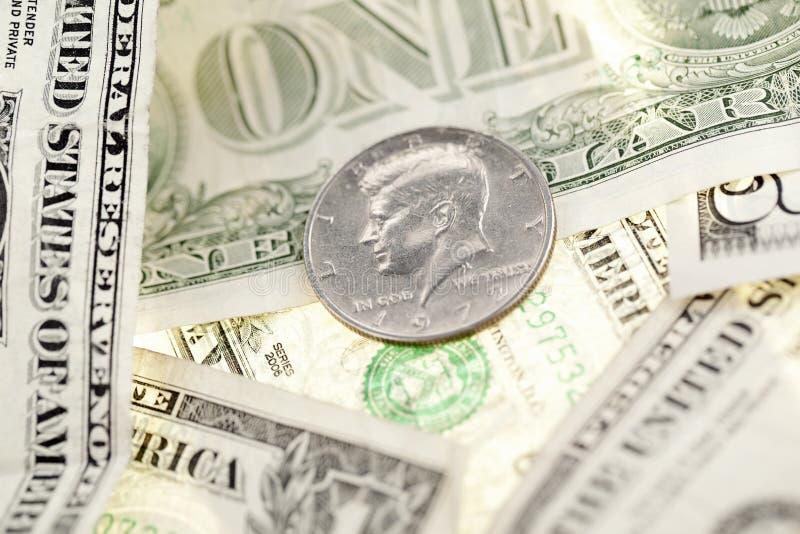 Montão dos dólares imagem de stock royalty free