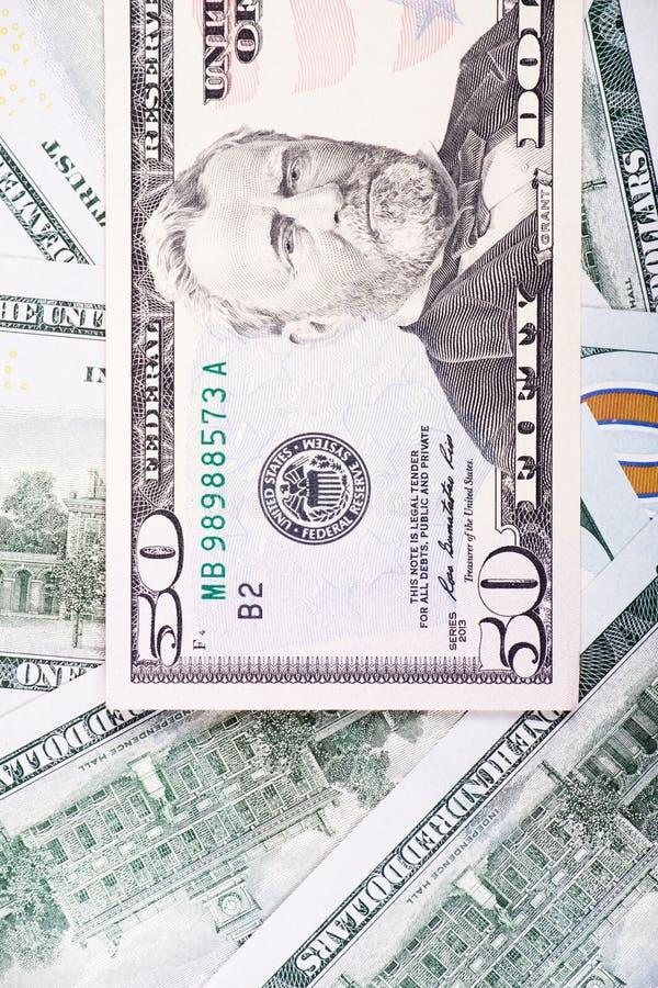 Montão dos dólares imagens de stock royalty free