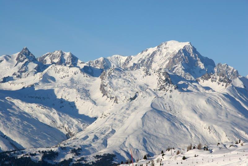 Mont Blanc fotos de stock