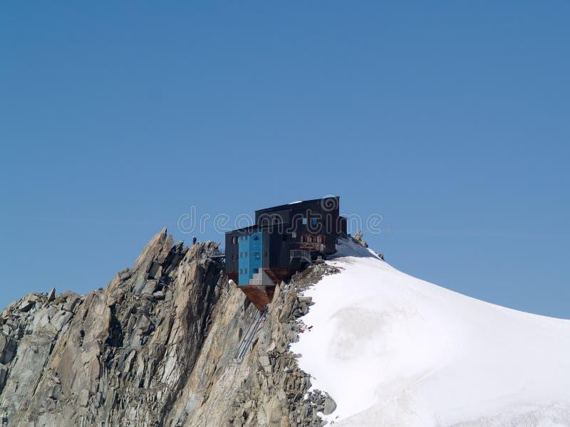Mont Blanc royalty free stock photo