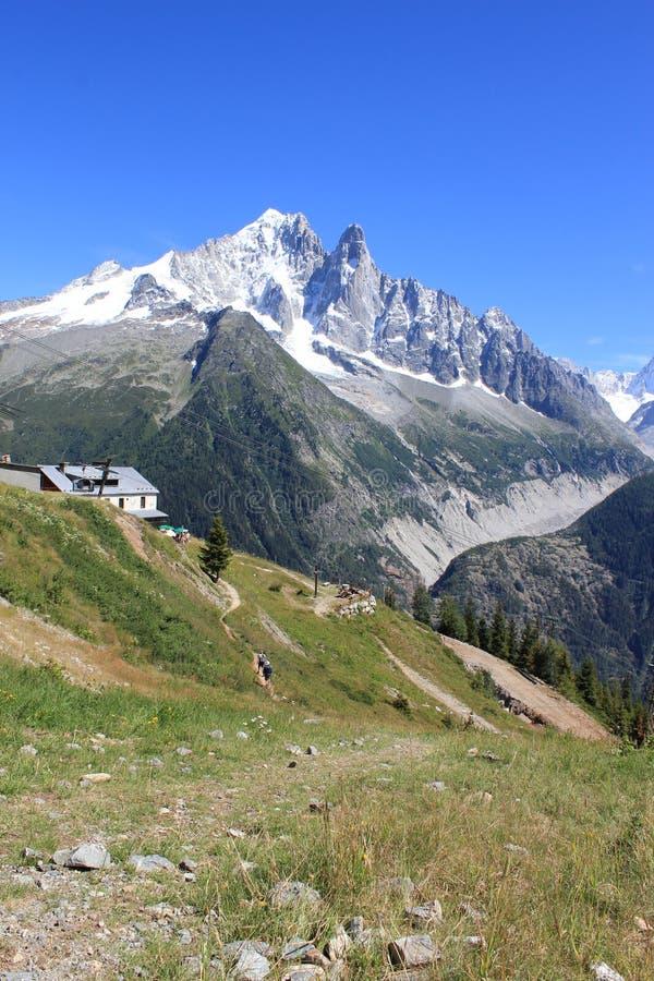 Download Mont-Blanc Massif, Chamonix, France Stock Photo - Image: 17600014