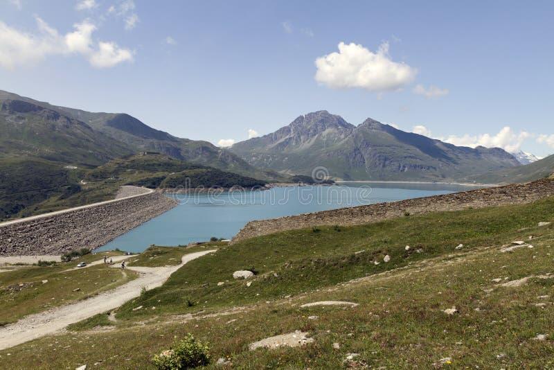 Mont Cenis стоковые фото