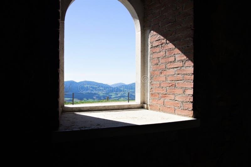 Mont Interrottto royaltyfri fotografi