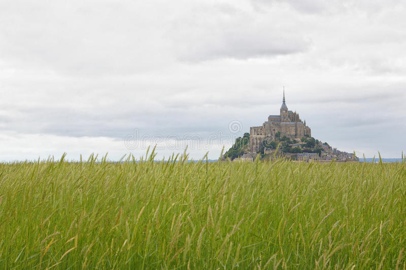 Download Mont Saint Michel stock image. Image of destination, saint - 12688855