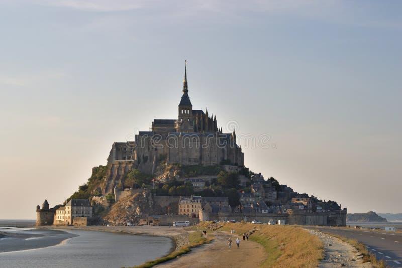 Mont Saint Michel Stock Photos
