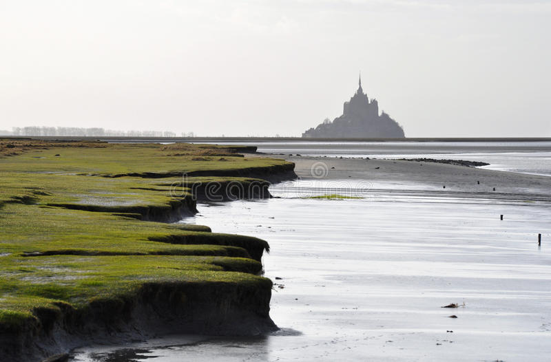 Download The Mont-Saint-Michel Royalty Free Stock Photo - Image: 22352255