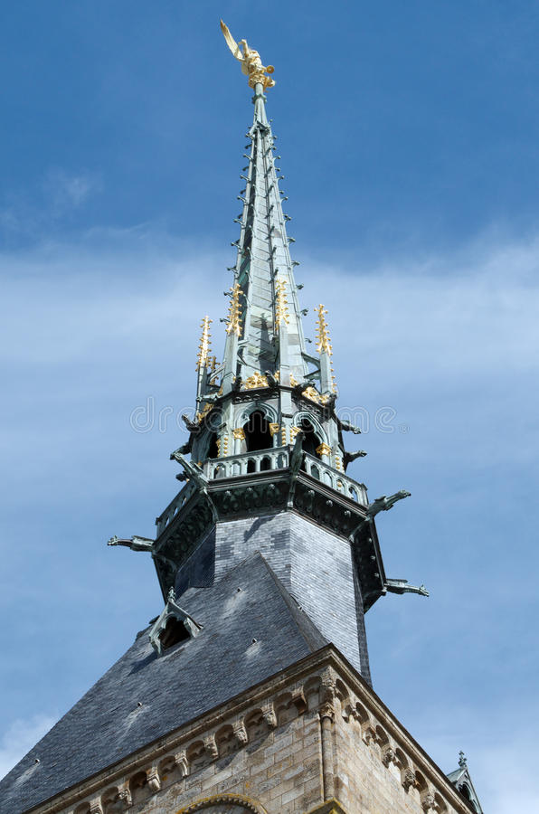 Download Mont Saint-Michel stock image. Image of mont, heritage - 27482871