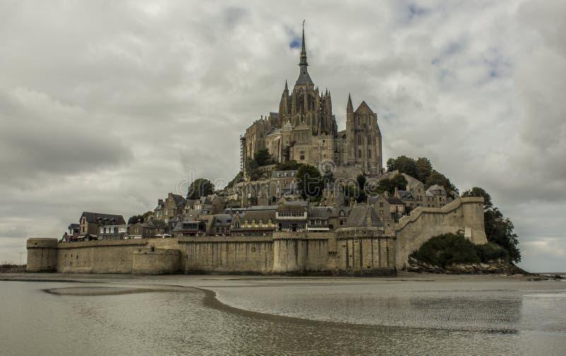 Mont-Saint-Michel fotografia de stock royalty free