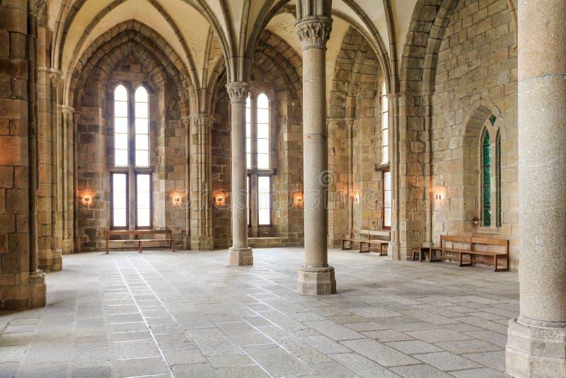 Mont Saint Michel immagine stock