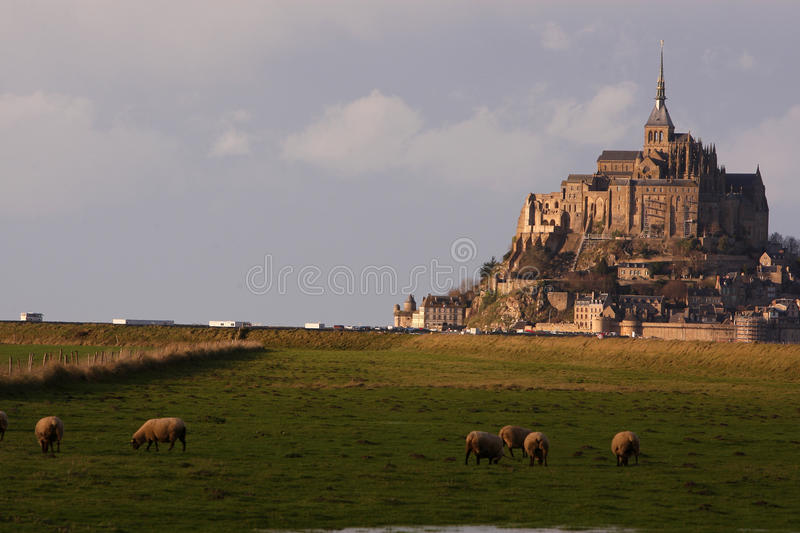 Download Mont Saint Michel, France Royalty Free Stock Images - Image: 23826099
