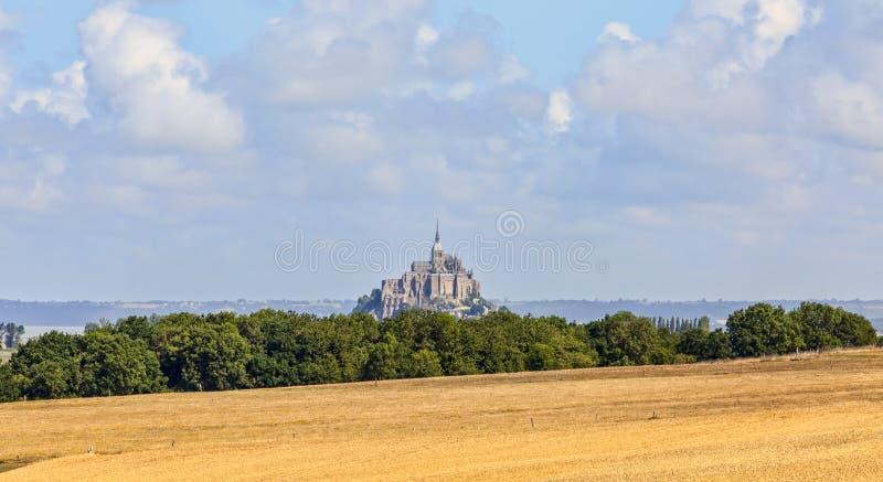 Download Mont Saint Michel stock photo. Image of destination, french - 92167536