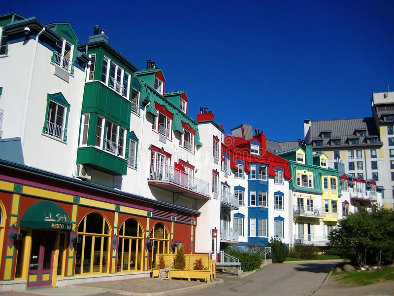 Mont Tremblant royalty free stock image