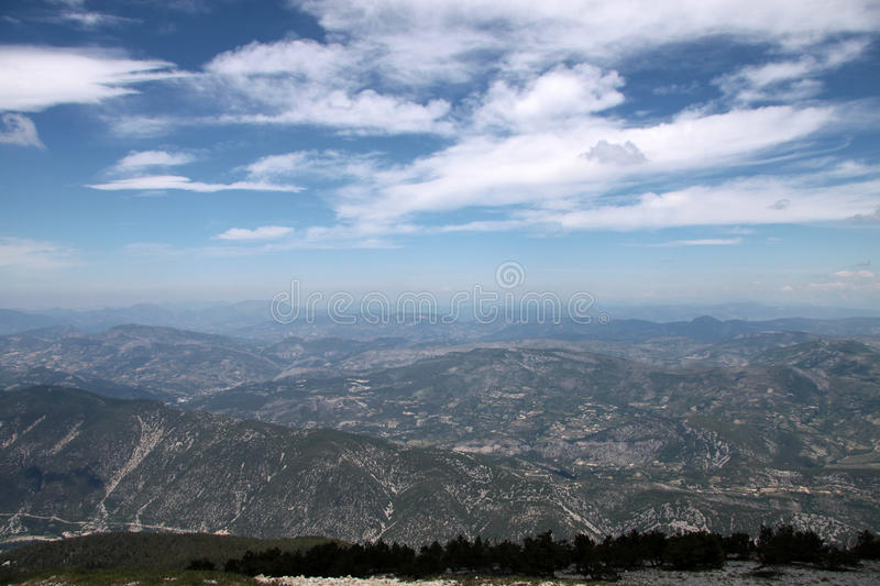 Download Mont Ventoux stock image. Image of reserve, europe, petrarca - 15159845