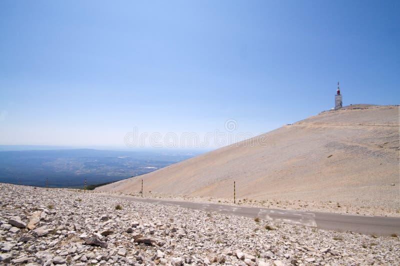 Mont Ventoux, France photo stock