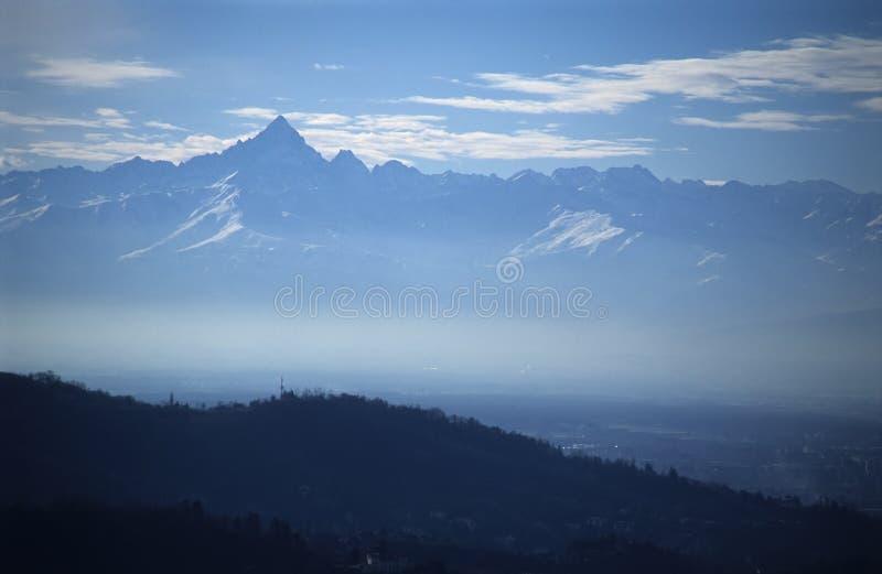 Mont Vizo 2 Lizenzfreie Stockfotos