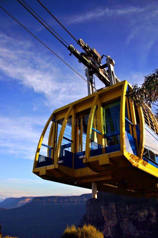 Montaña azul, NSW, Australia foto de archivo libre de regalías