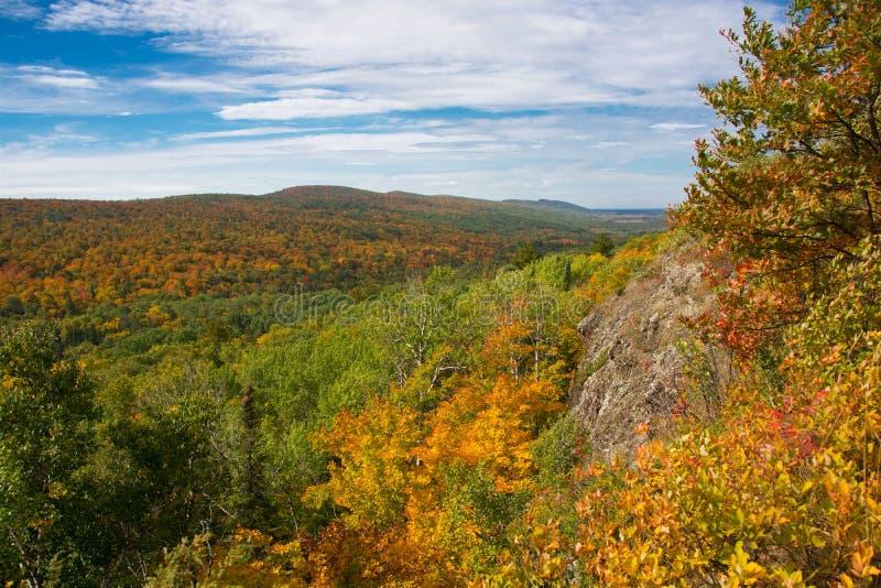Montaña de Brockway fotos de archivo