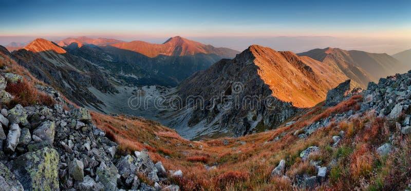 Montaña de Eslovaquia fotos de archivo