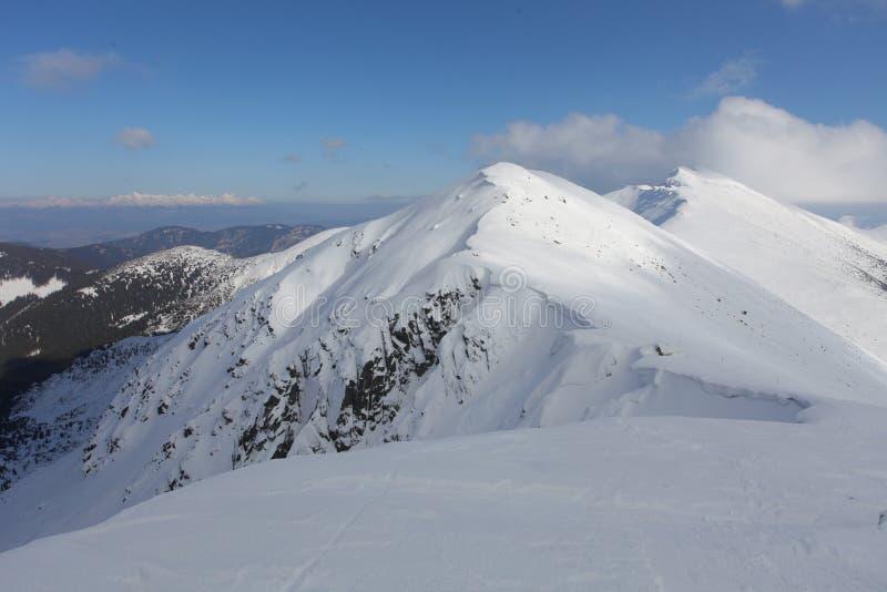 Download Montaña De Eslovaquia En El Invierno, Tatras Bajo Imagen de archivo - Imagen de panorámico, eslovaquia: 42444787