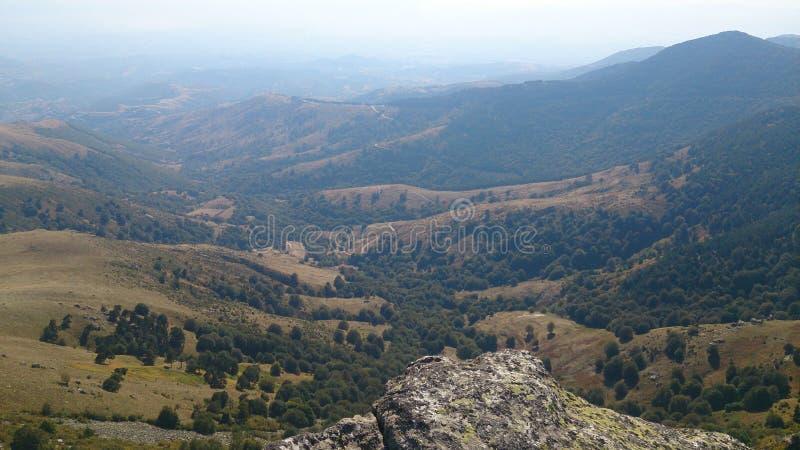 Montaña de Lailias fotos de archivo libres de regalías