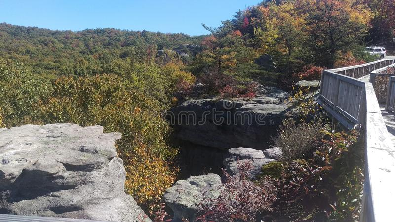 Montaña de McCloud foto de archivo libre de regalías