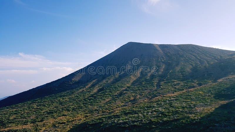 Montaña de MiniFuji fotografía de archivo libre de regalías