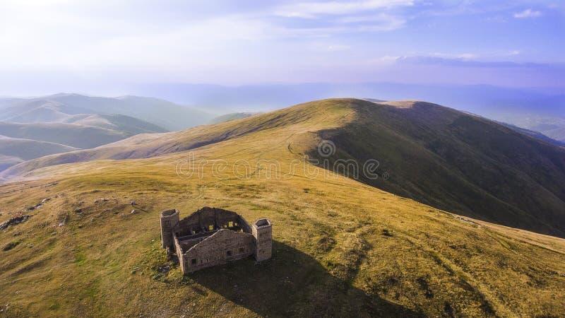 Montaña de Osogovo imagen de archivo libre de regalías