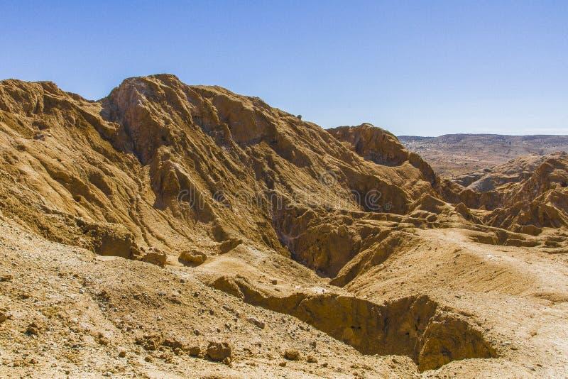Montaña de piedra de la sal imagen de archivo libre de regalías