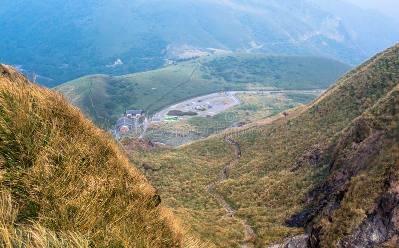 Montaña de Qixing fotografía de archivo libre de regalías