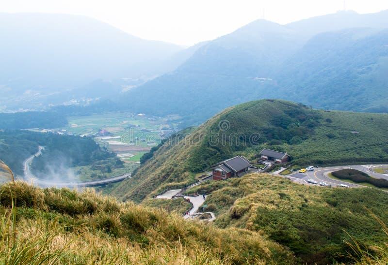 Montaña de Qixing fotos de archivo libres de regalías
