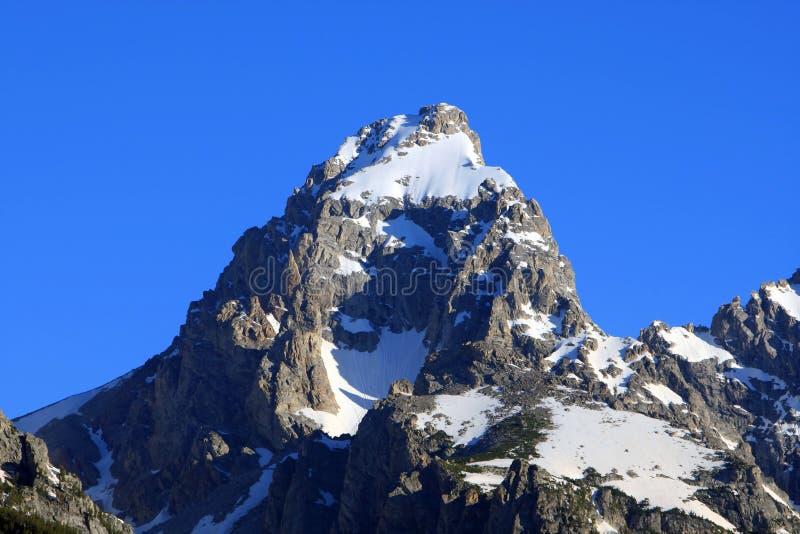 Montaña de Teton   foto de archivo