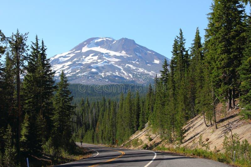 Montaña del sur de la hermana fotografía de archivo libre de regalías