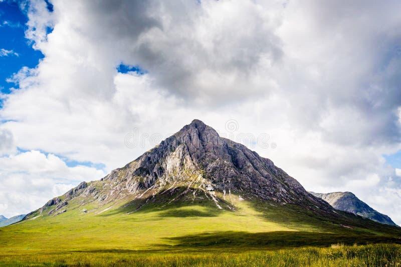 Montaña escocesa imágenes de archivo libres de regalías