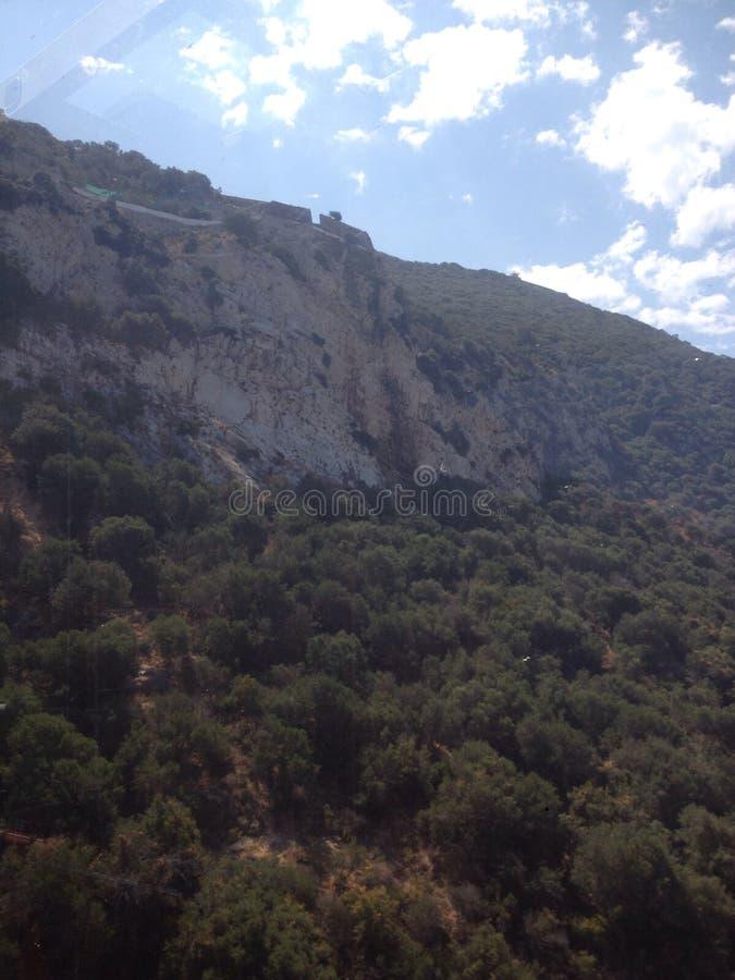 Montaña española imagen de archivo