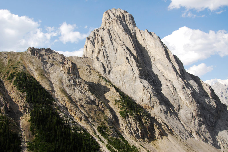 Montaña louis del paso cory imagen de archivo libre de regalías