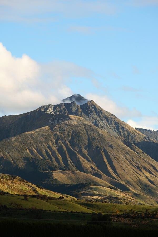 Montaña magnífica imagenes de archivo