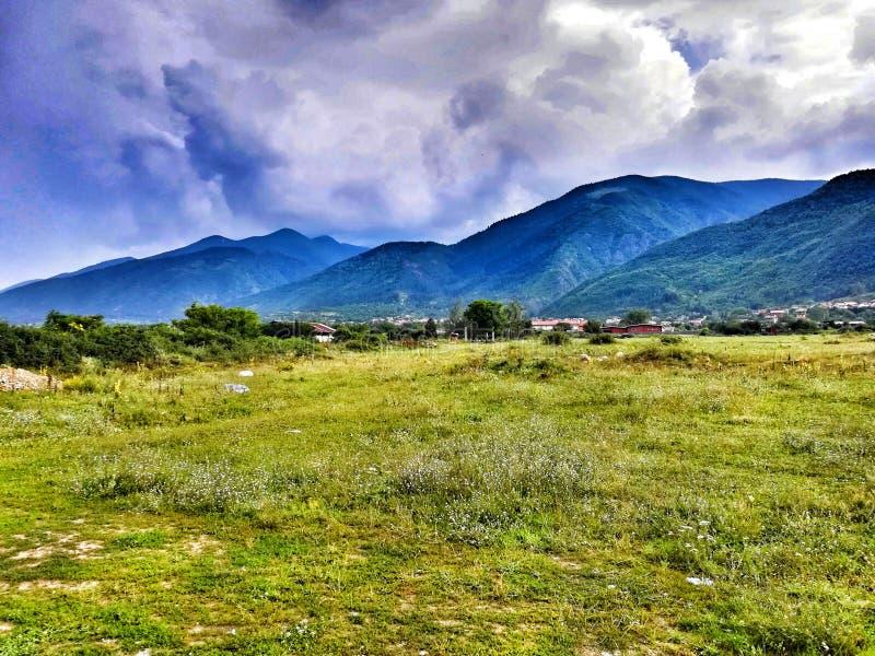 Montaña, naturaleza, Dupnitsa fotos de archivo