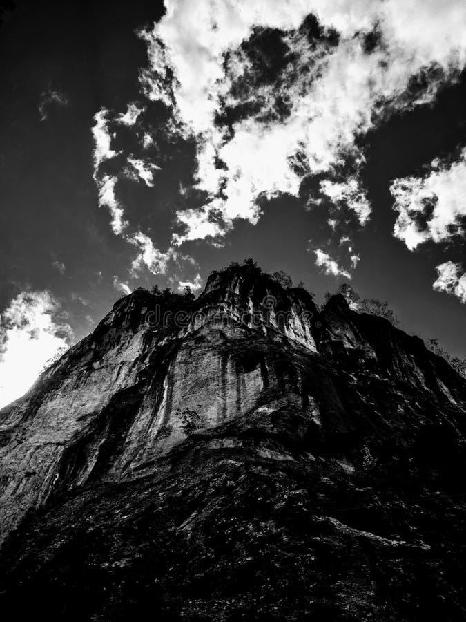 Montaña rumana fotos de archivo