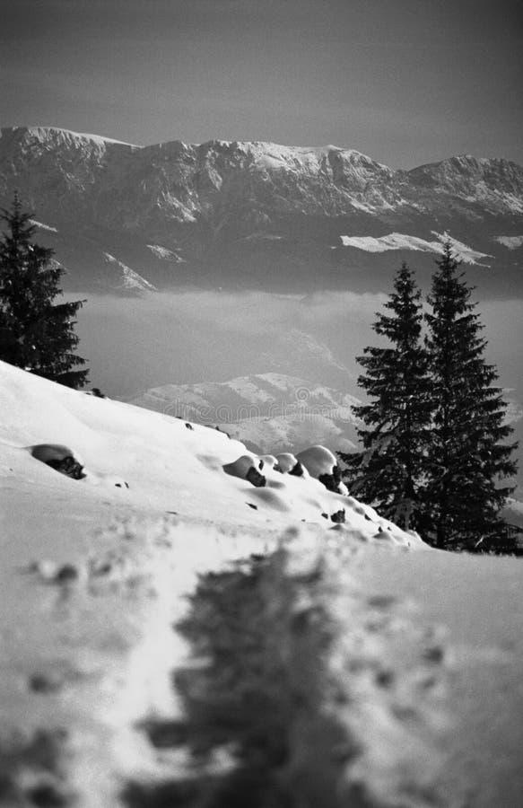 Montaña View-2 superior fotos de archivo