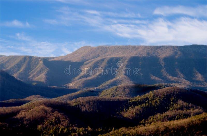 Montañas apalaches fotos de archivo