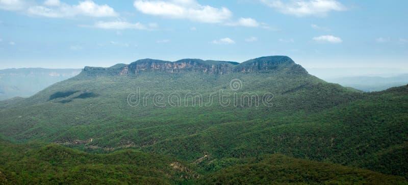 Montañas azules NSW imagenes de archivo