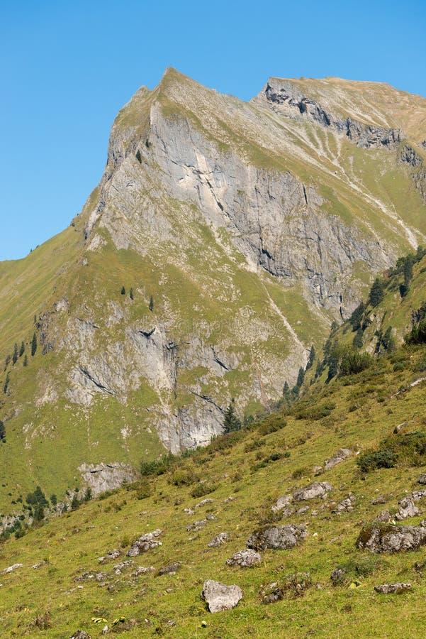 Montañas bávaras imagenes de archivo