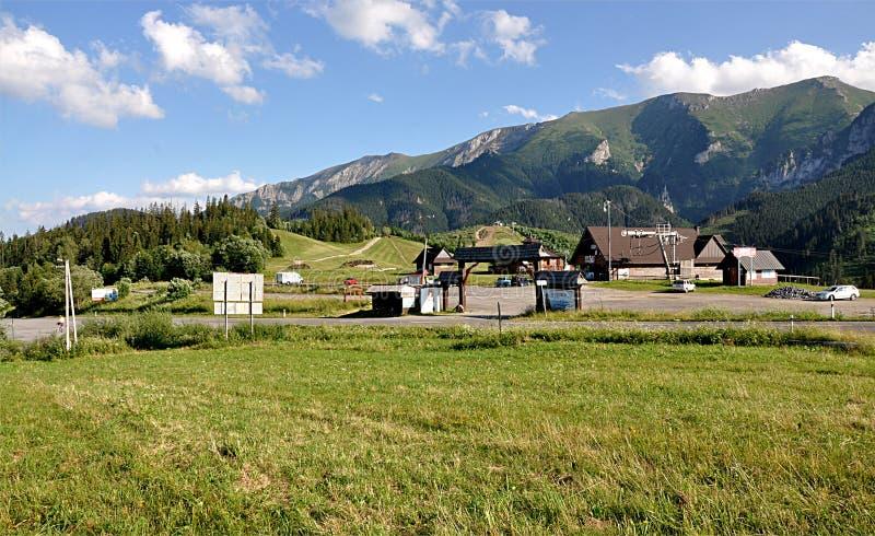 Montañas Belianske Tatras, Eslovaquia, Europa fotografía de archivo libre de regalías