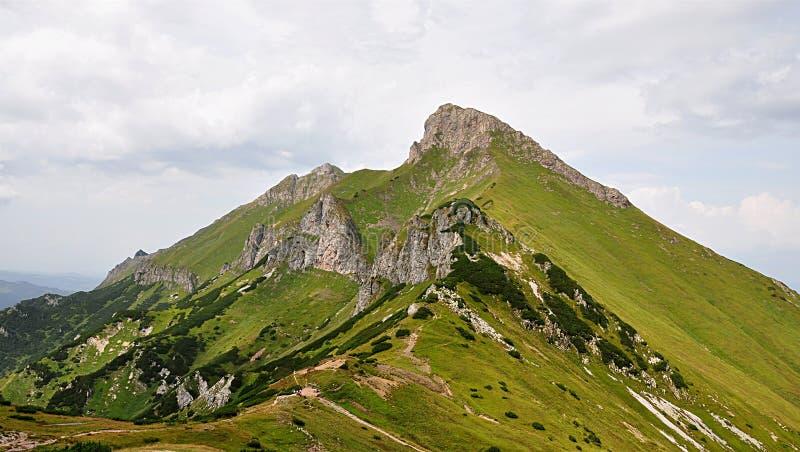 Montañas Belianske Tatras, Eslovaquia, Europa imagenes de archivo