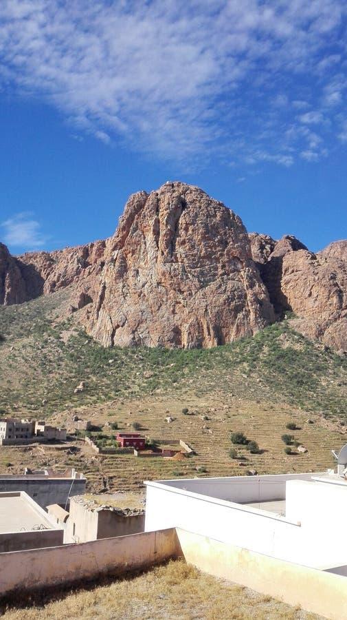 Montañas de atlas foto de archivo libre de regalías