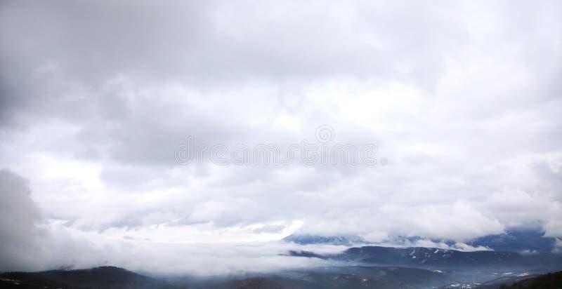 Montañas de Balcanes, Macedonia fotos de archivo libres de regalías