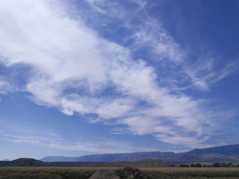 Montañas de Beartooth imágenes de archivo libres de regalías