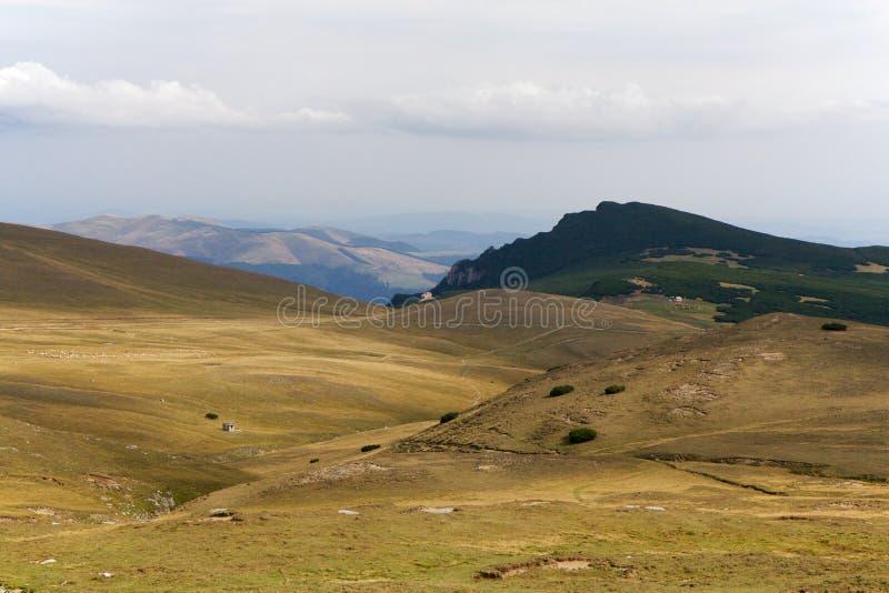 Montañas de Bucegi, Rumania foto de archivo libre de regalías