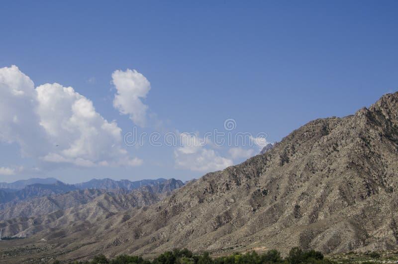 Montañas de Helan foto de archivo libre de regalías
