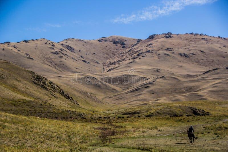 Montañas de Kol de la canción fotos de archivo